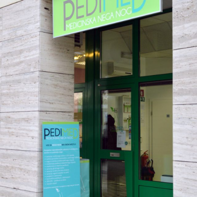 Center Pedimed