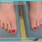 Kozmetična nega nog